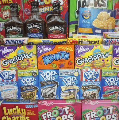 Careers Food Shelve Brands