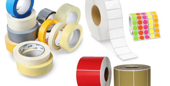 Tape & Label