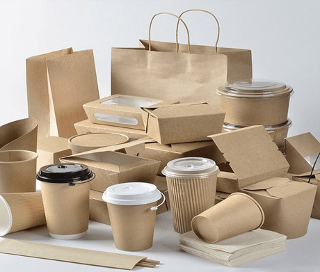 Trends Eco-friendly Food Packaging